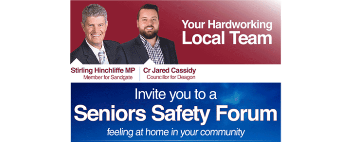 Seniors Safety Forum 2017
