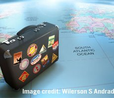 Seven tips for travelling with technology
