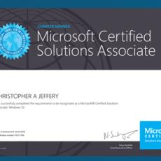 CyberGuru achieves Windows 10 Charter certification!