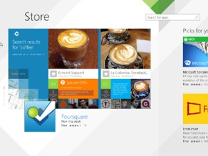 Windows 8.1 - Windows Store