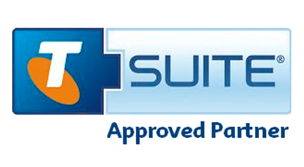 Telstra T-Suite Approved Partner