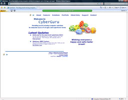 Christopher Jeffery Computer Solutions (CyberGuru) (2001)