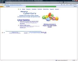 Christopher Jeffery Computer Solutions (CyberGuru) (2002)