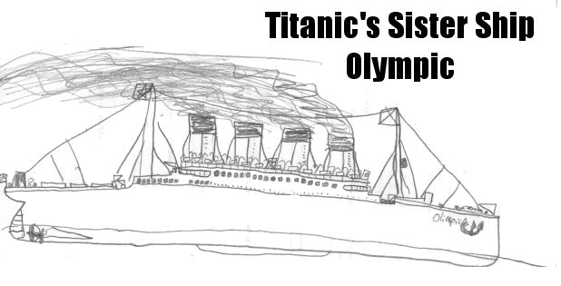 Gabe's Titanic By Kids For Kids