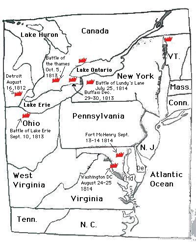 America In the Early 19th Century: Topic: The Second War