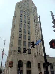 Tower Building in downtown Elgin is home to Elgin Technology Center