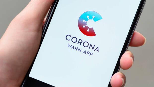 die Corona Warn App