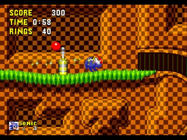 Sonic -3