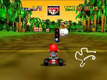 Mario Kart 64 -8