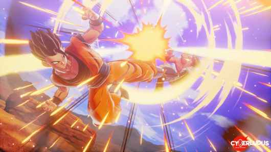 Dragon Ball Z- Kakarot (4)