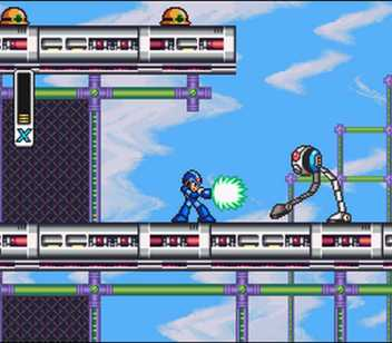 Mega Man X 1993-6