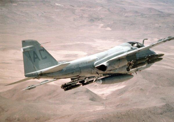 Grumman -6 Intruder