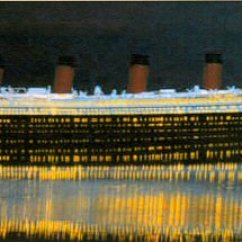 The Titanic Parts Diagram 240sx Starter Wiring Warmplastic Models 1/570 Light First Look