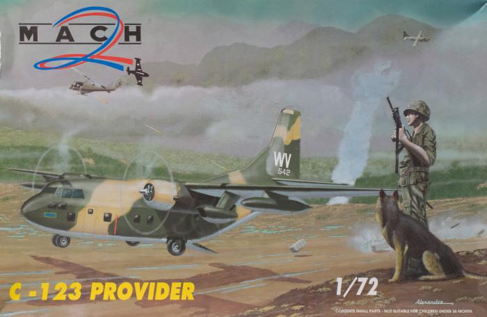 Resultado de imagen de fairchild c-123 model kit