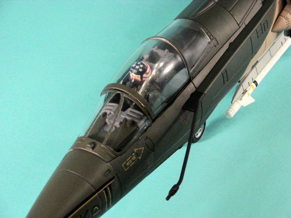 21st Century Toys 1 18 F 104c Starfighter Kit First Look