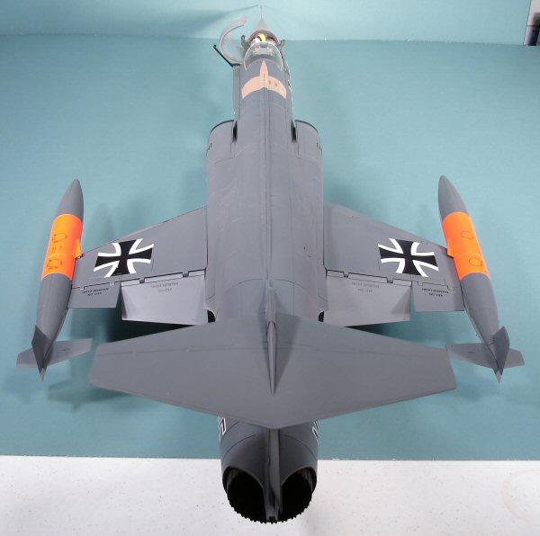 21st Century Toys 118 F104G Starfighter Kit First Look
