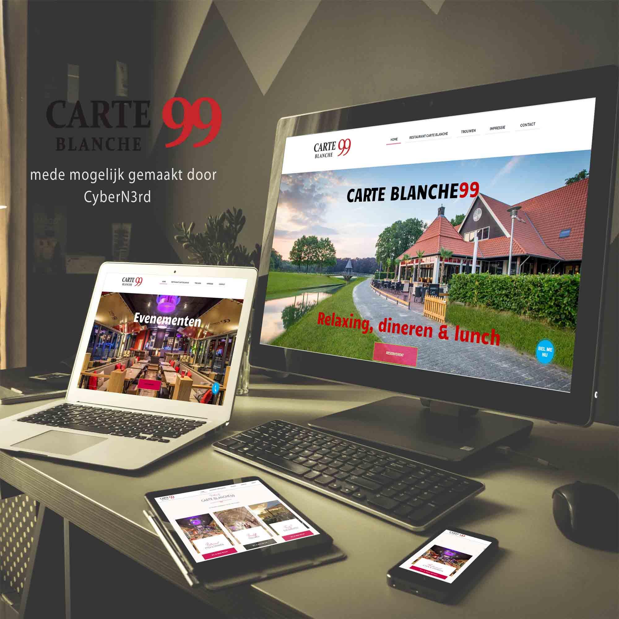 Portfolio CyberN3rd - Carte Blanche99