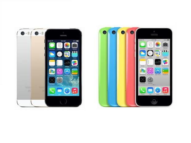 iPhone 5C et 5S