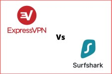 ExpressVPN vs Surfshark (2020):- Which is the best VPN? 1