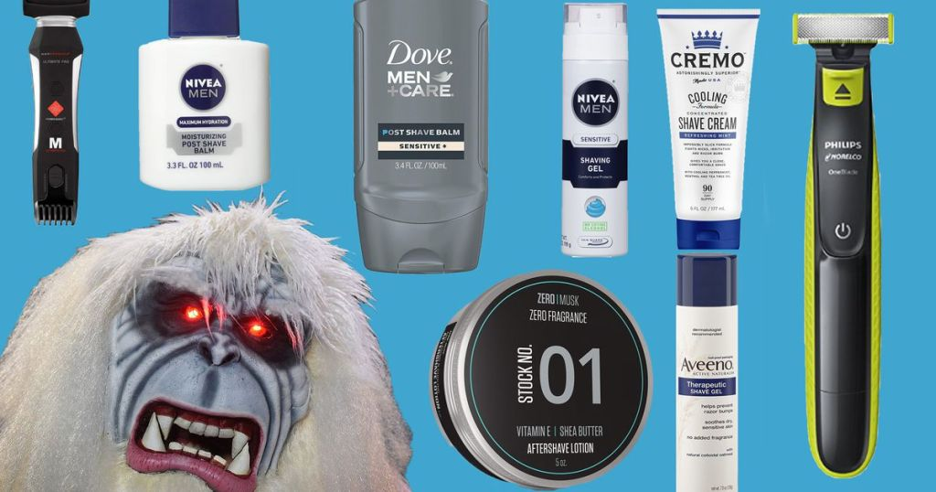12 best manscaping products you can use to tame your yeti pubes