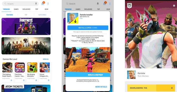fortnite android app apk download