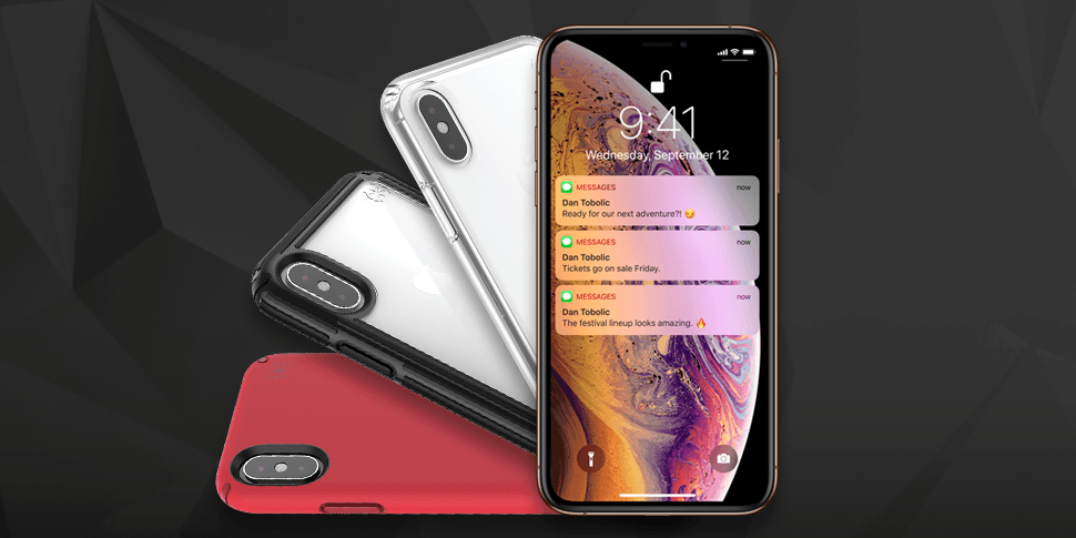 iPhone Giveaway: Win the New iPhone XS and 3 Speck Presidio Cases