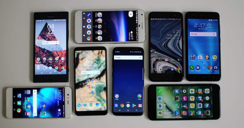 Bezel-less Phone Comparison: Seeking the Highest Screen-to-Body Ratio