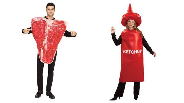 Steak + Ketchup = <3