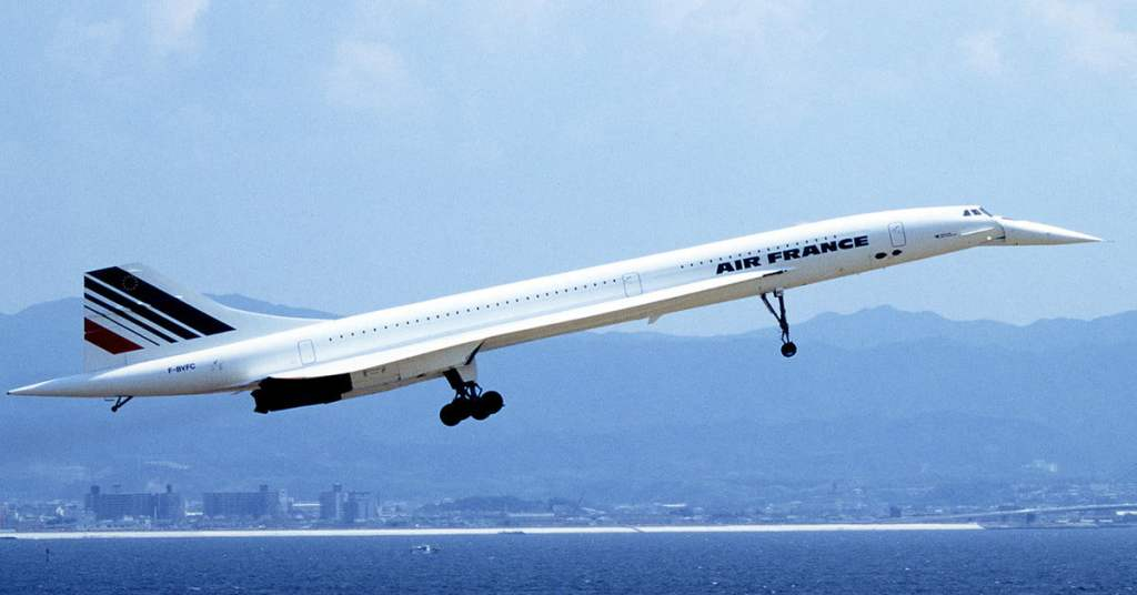Flight of the Concorde: The Past, Present, and Future of Supersonic Travel