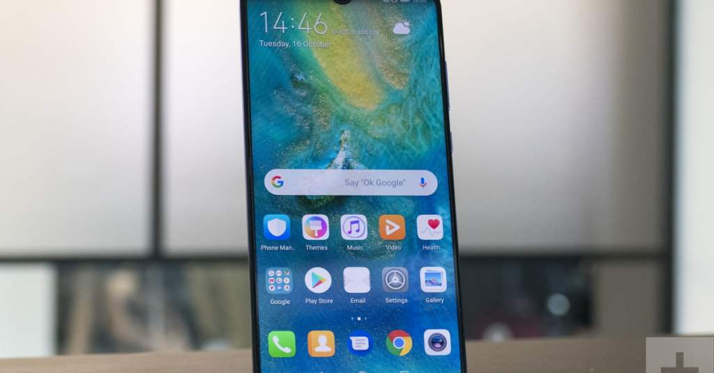 Huawei Mate 20 Hands-on Review