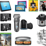Save on Xbox One S, Instant Pot, Dirt Devil and Bissell vacuums, and more on sale