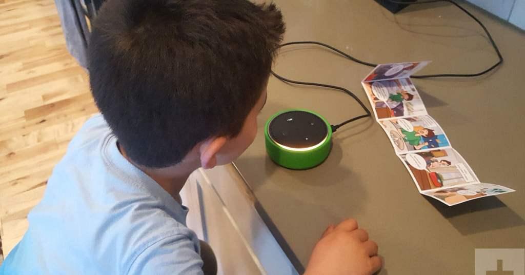 Amazon Alexa is Ready to Help Your Kids Call Santa