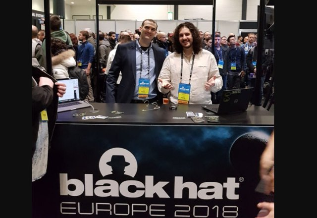 black hat cybersecurity conference