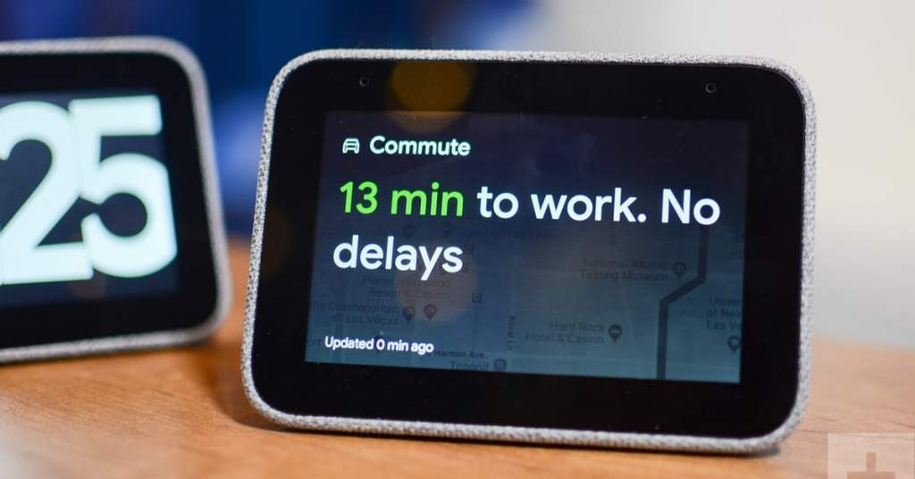 CES 2019 | Lenovo Smart Clock With Google Assistant Hands On Review