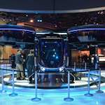 New Cars and Technology Features Displayed at CES 2019