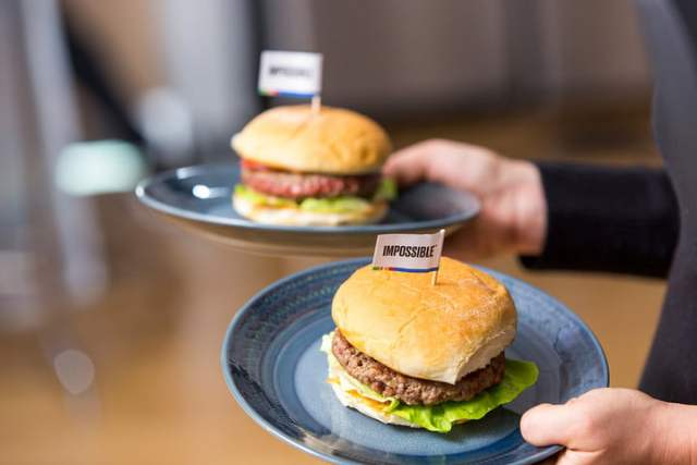 impossible burger new recipe ces 2019 foods 2