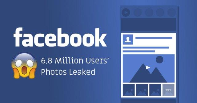 facebook api leak
