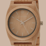 AB AETERNO Watch Horizon Collection Wood Route White 40mm