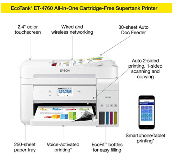 Printer For Office Color