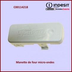 Kitchen Aid Blenders Trash Can Cabinet Bouton Poussoir Blanc Indesit C00114218 Pour Micro-ondes ...