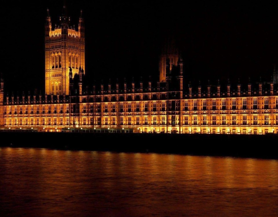 Cyberpolicen   Cyber-Angriff auf Londoner Parlament