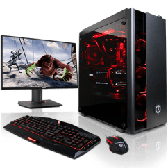 Zeus Thunder Ultimate Gaming Systems Chair Fish Adirondack And Ottoman Customize Amd Ryzen 7x Configurator Pc Case Image
