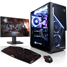 cyberpowerpc unleash the power