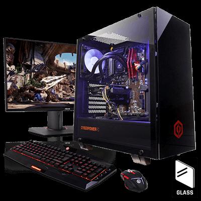 Custom Gaming Computer Desk