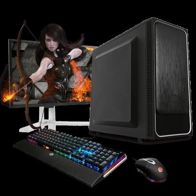 optimus 100 office desktop