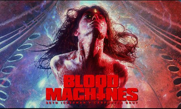 Blood Machines Looks like a Compelling and Intense Cyberpunk Space Opera Film