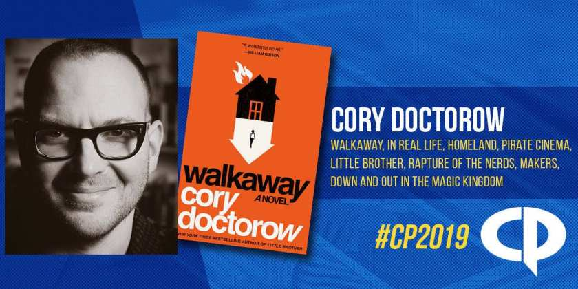 INTERVIEW — Cory Doctorow Fights for the Internet