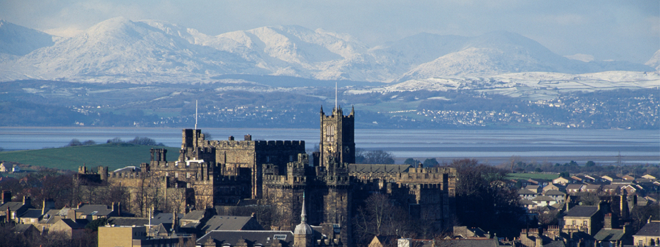 Cyber Security Incident Response in North West UK (Image of Lancaster Castle)