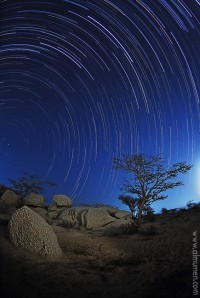 Photo credit: Taif Star Trails by ~almumen on deviantART