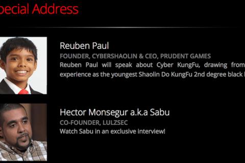 The Art of Cyber KungFu – Ground Zero InfoSec Summit (2015)